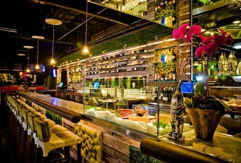 Vin De Syrah Wine Parlor A San Diego Ca Bar