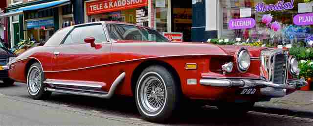 The 15 Most Iconic 3970s Cars Of The 1970s Thrillist