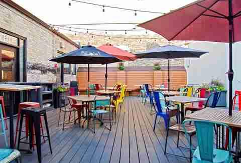 Chicago39s Best Outdoor Restaurants Rooftop Bars And