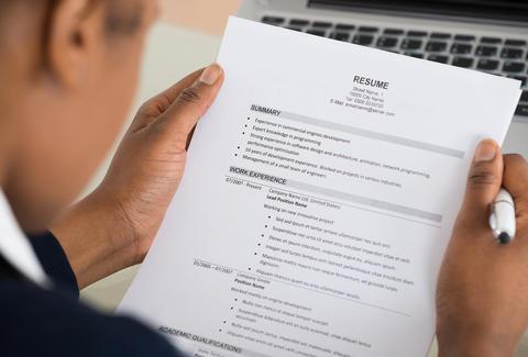 Tina Nicolai Shares The 8 Most Common Resume Mistakes - Thrillist