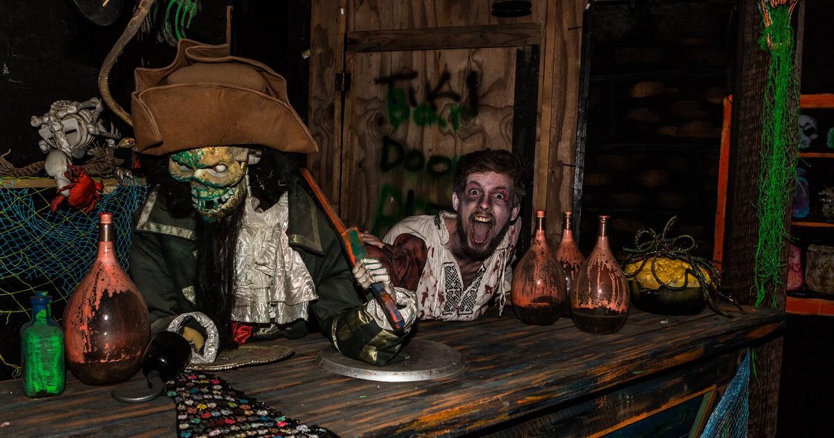 Gothic Berlin Best Haunted Houses In Dallas & Fort Worth - Thrillist