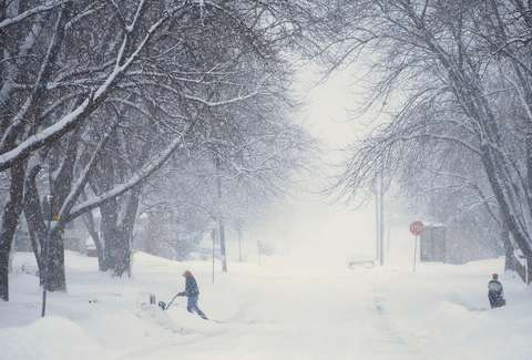 Wallpaper Fall Weather How Much Snow Are We Getting This Winter Thrillist