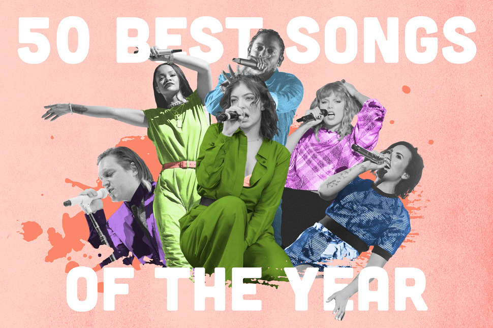 Best Songs of 2017 Best Music of the Year, Ranked - Thrillist