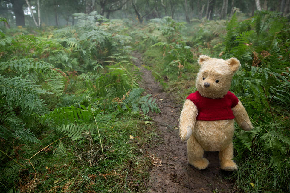 Adventure Quotes Wallpaper Christopher Robin Movie Review Winnie The Pooh Steals The