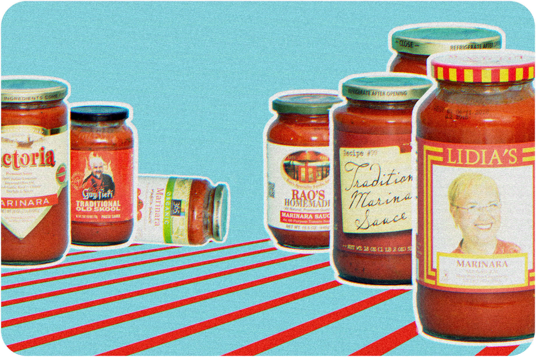Cucina Antica Tomato Basil Uk Best Store Bought Pasta Sauces Jarred Sauces Ranked