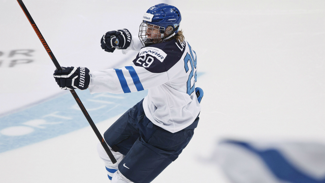 Laine Prospect Of Interest The 411 On Patrik Laine Sportsnet Ca