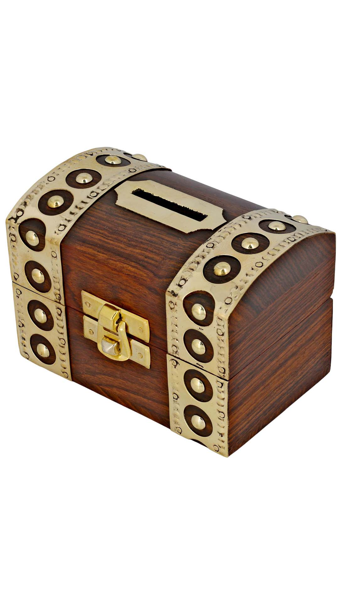 Buy Money Box Buy Shalinindia Antique Inspired Safe Money Box Wooden