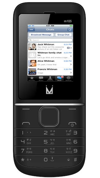 Maxcell M105 (Grey)