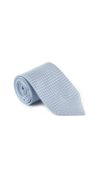 Savile Row Sophisticated Grey Tie In Premium Silk Fabric