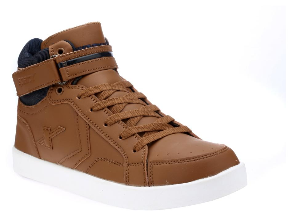 Buy Sparx Men Tan Sneakers Shoes Online At Low Prices In