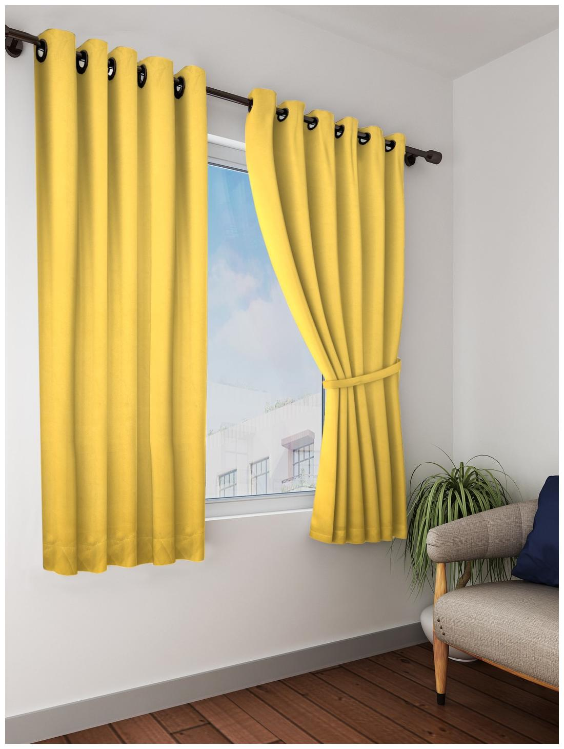 Curtains For Long Windows Curtains Buy Door Window Kitchen Living Room Curtains Online