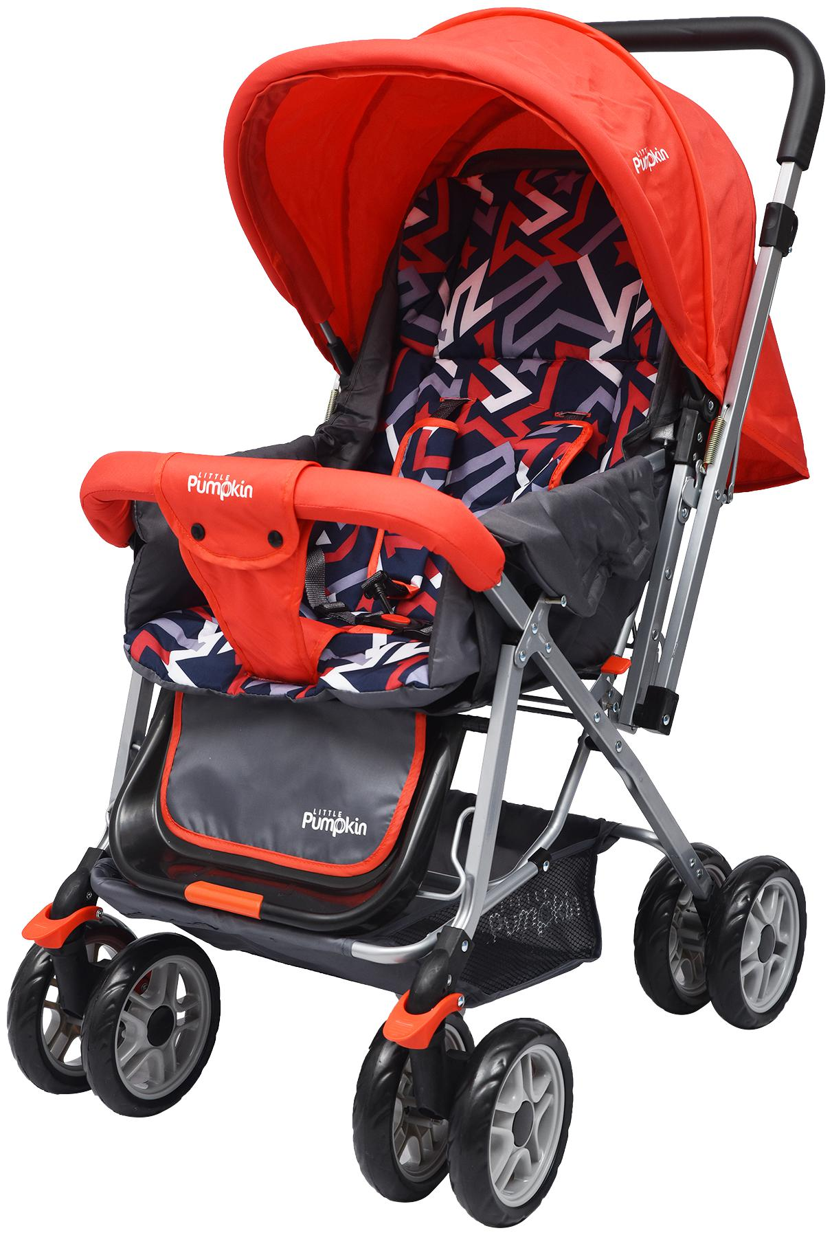 Pram Stroller India Little Pumpkin Kiddie Kingdom Baby Stroller And Pram For Baby Kids Red Black