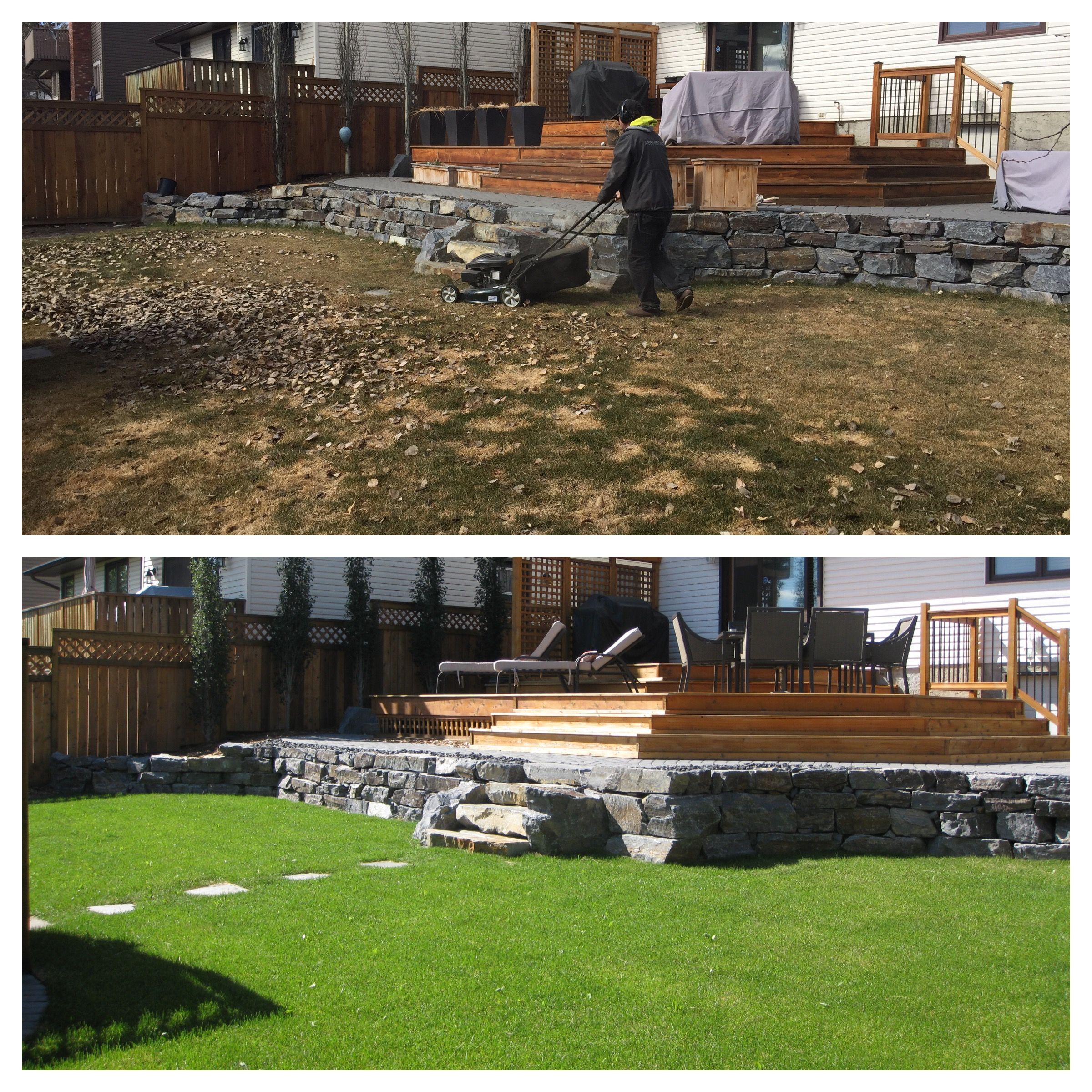 Backyard Clean Up Benefits Of A Professional Spring Yard Clean Up Assiniboine