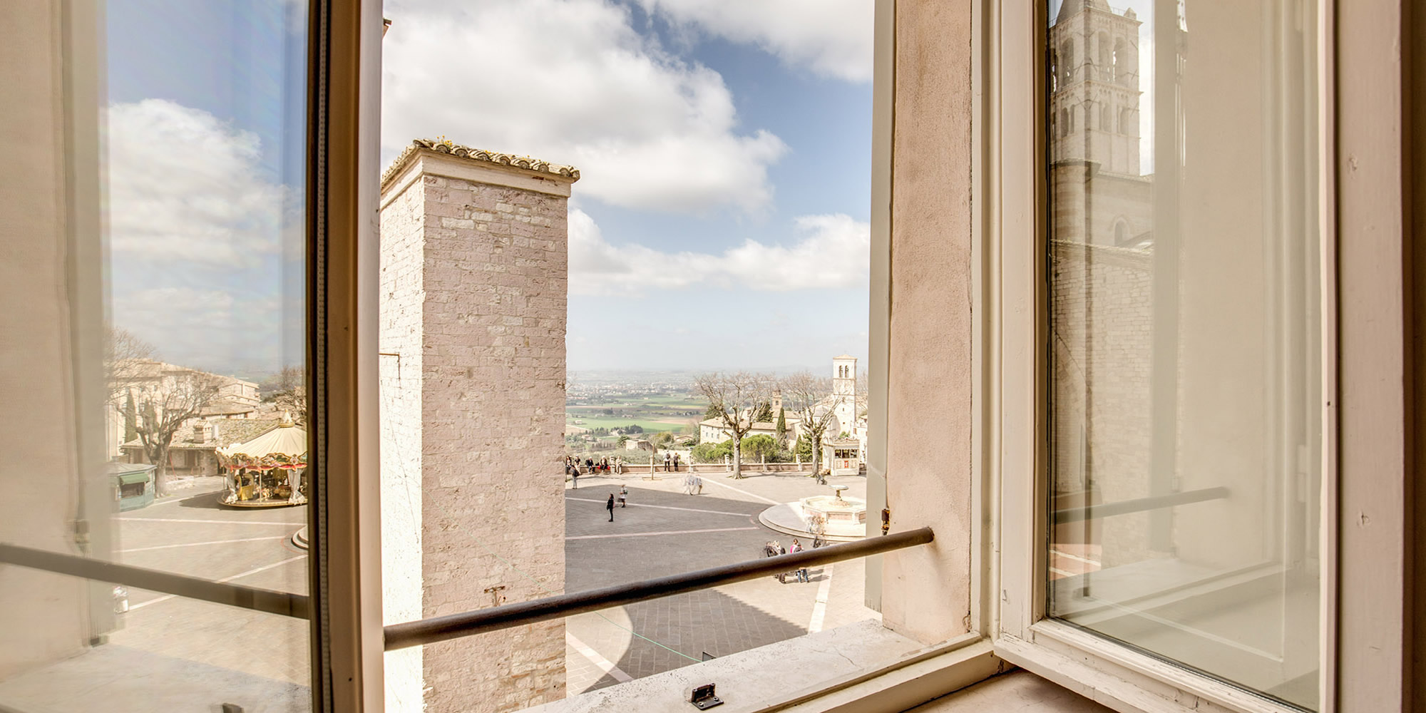 Albergo Santa Chiara Hotel Roma Assisi Official Site Budget Hotel In Assisi