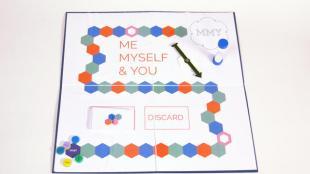 board game me, myself, and you
