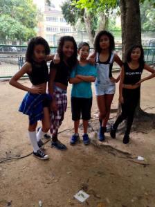 Escola de Samba Mirim da Unidos da Vila Rica