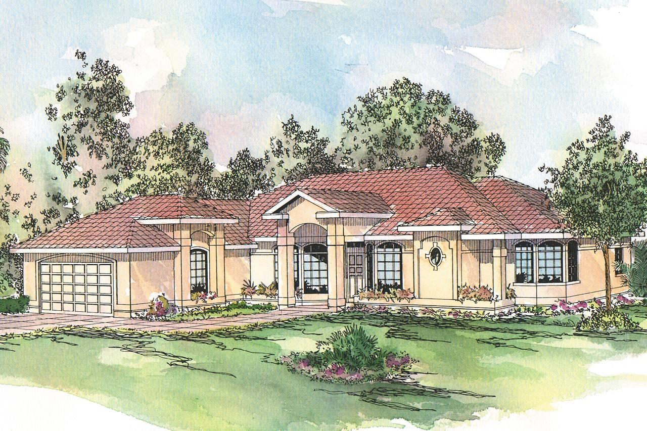 Richmond Signature Homes Farmhouse Plans Spanish Style House Plans Richmond 11 048 Associated