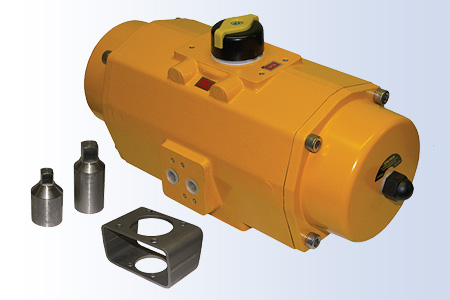 Retrofit Mounting Kit And Actuator Assured Automation