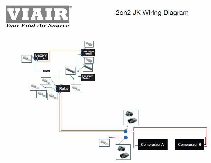 viair pressure switch wiring diagram