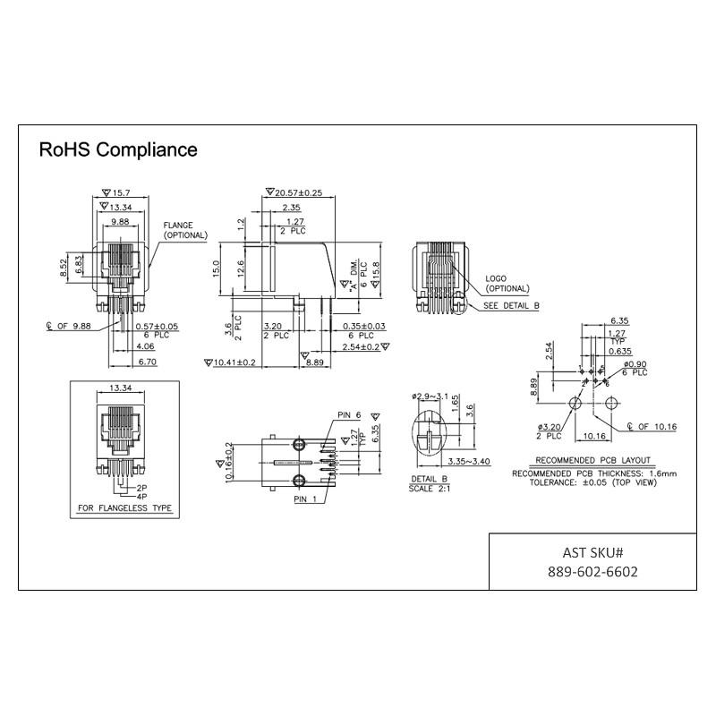 RJ12 TO RJ45 WIRING DIAGRAM - Auto Electrical Wiring Diagram