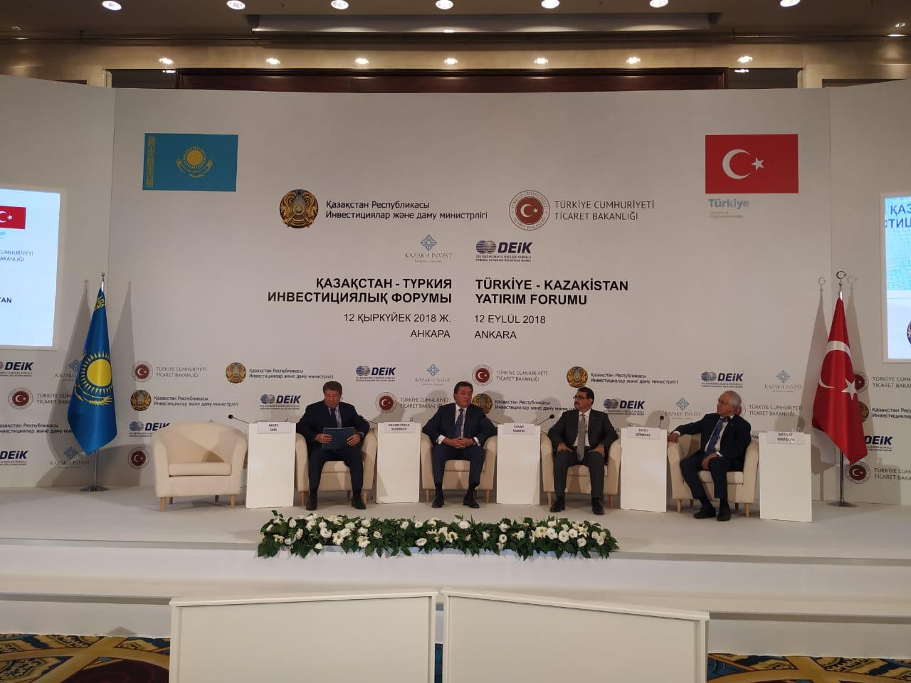 Invest Companies Turkish Companies To Invest 1 7 Billion In Kazakhstan S Non