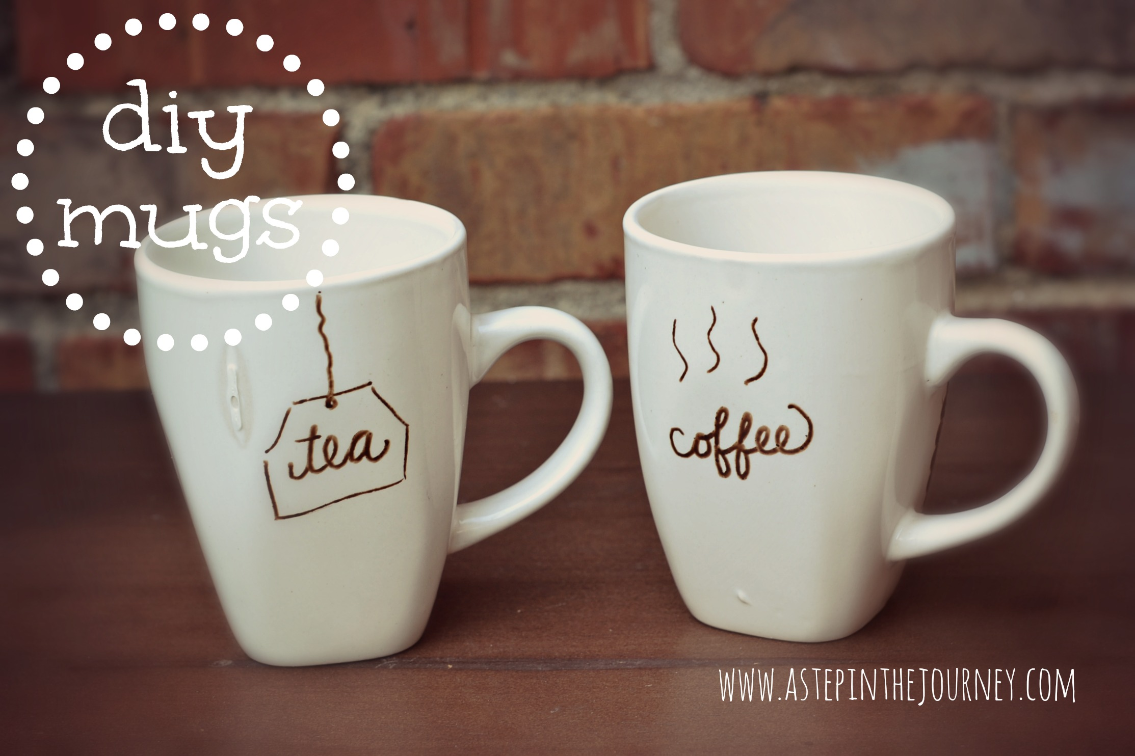 Inexpensive Mugs Diy Mug