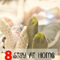 8 Stay at Home Date Night Ideas