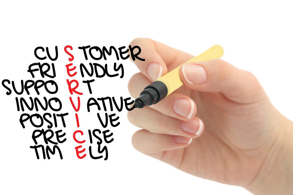 What does customer service mean? astertechnologies