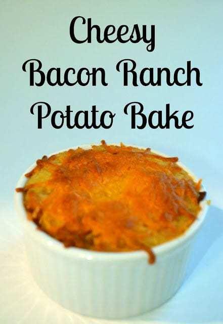 Cheese, Bacon, Ranch, Potato, Brummel & Brown, Yogurt, Healthy, Thanksgiving, Recipe