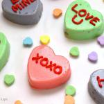 Frozen Yogurt Conversation Hearts