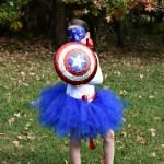 Captain America Sparkle Costume