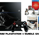 A Second Chance to WIN The Limited Edition Star Wars PS4!