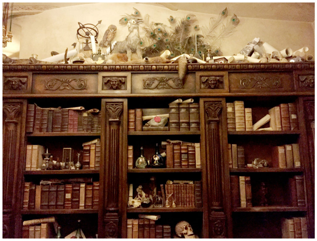 A Legit 16th Century Alchemist Laboratory As The Crowe Flies