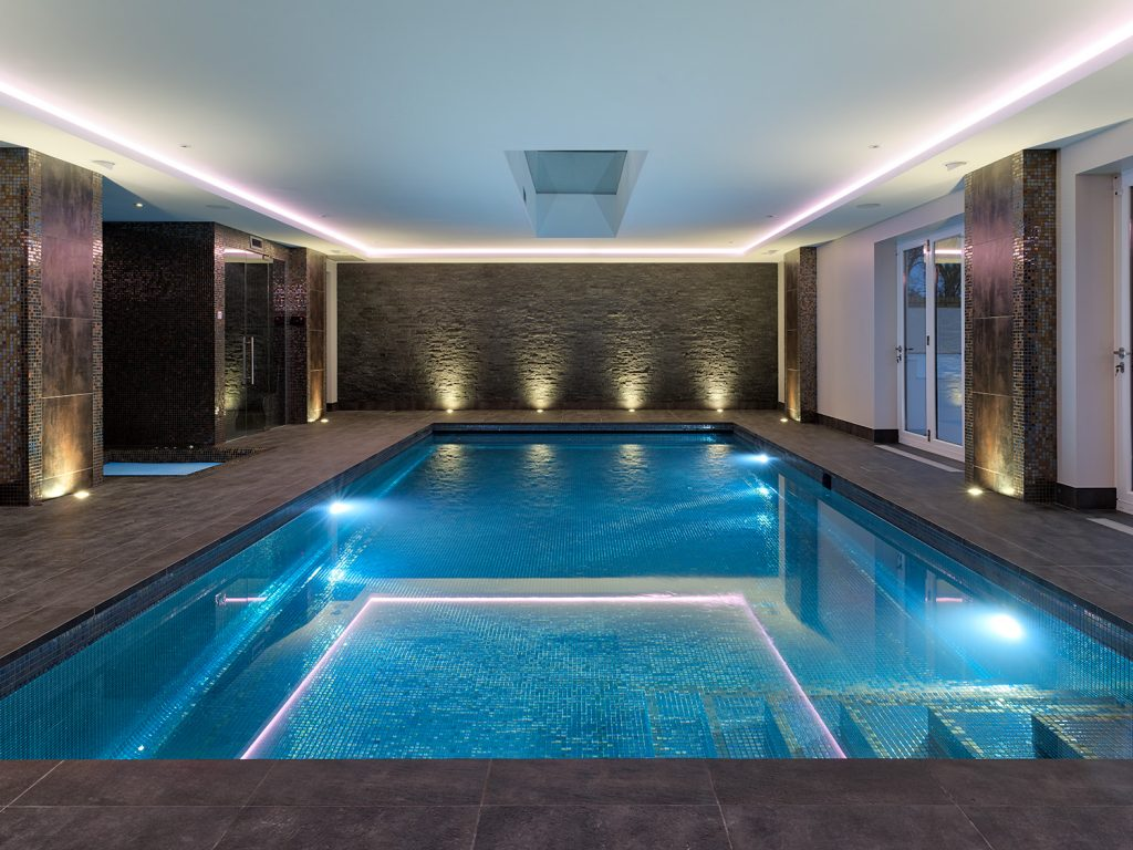 Swimming Pool Wine Cellar Design Build