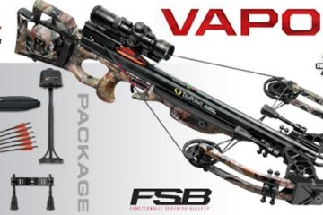 tenpoint vapor crossbow review
