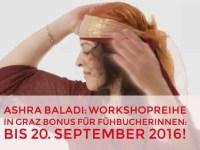 Ashra Baladi - Workshop-Reihe in Graz
