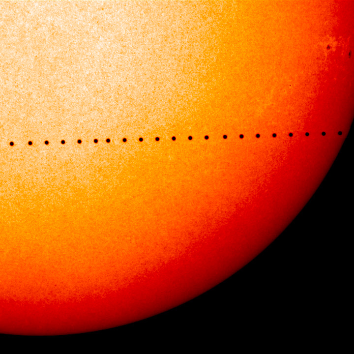 Mercury Transit & Beyond 2016