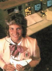 Michele Brekke - first female Flight Director