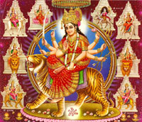 Durga Puja is the festival to enchant Maa Durga. Let's see what she is bringing for each zodiac sign this time