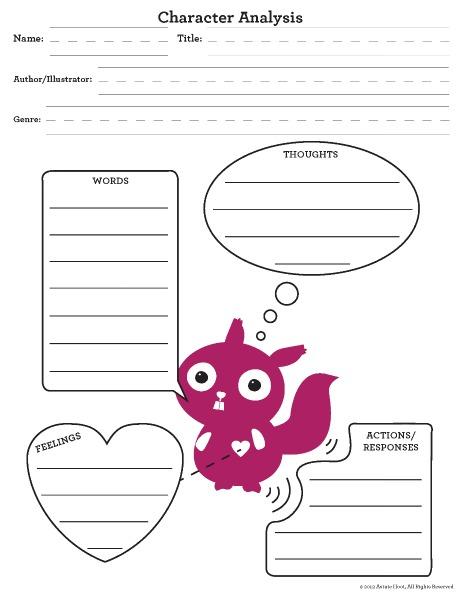 Creative Ways to Teach Character Analysis