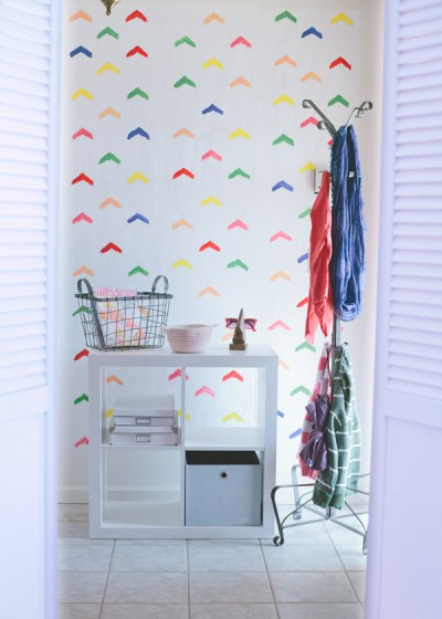 how to make your own wallpaper • A Subtle Revelry
