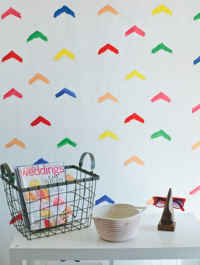 how to make your own wallpaper • A Subtle Revelry