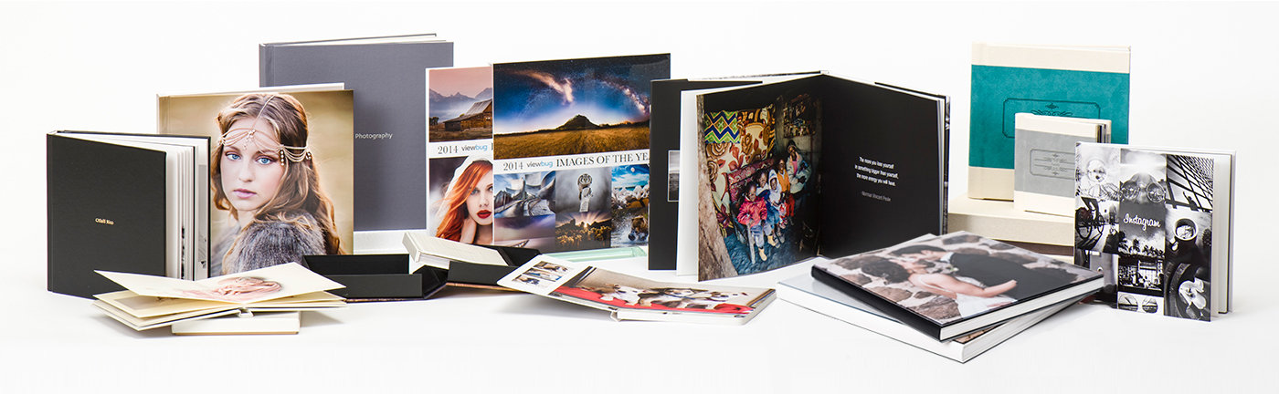 Professional Custom Coffee Table Photo Books and Albums for Weddings