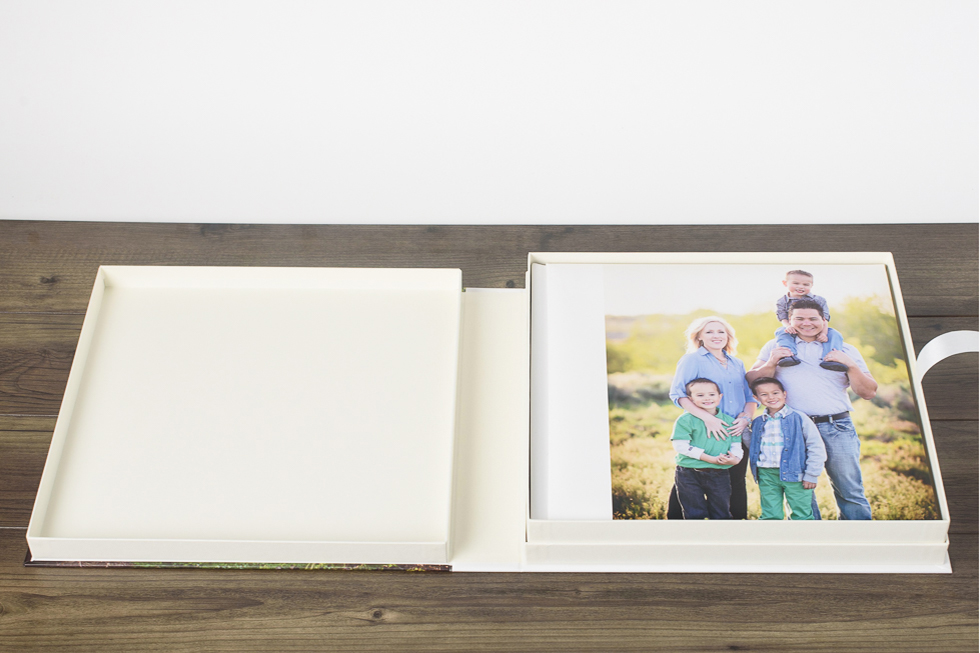 NeoClassic Flush Mount Album and Presentation Box for Professional