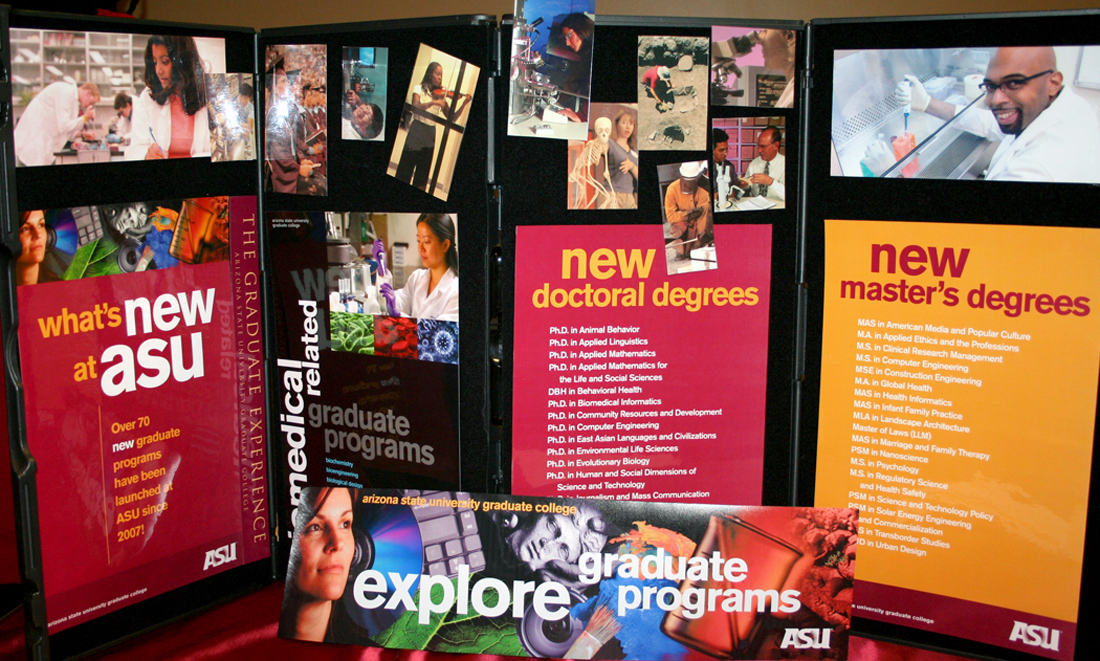 Considering a graduate degree? Explore the possibilities at the ASU