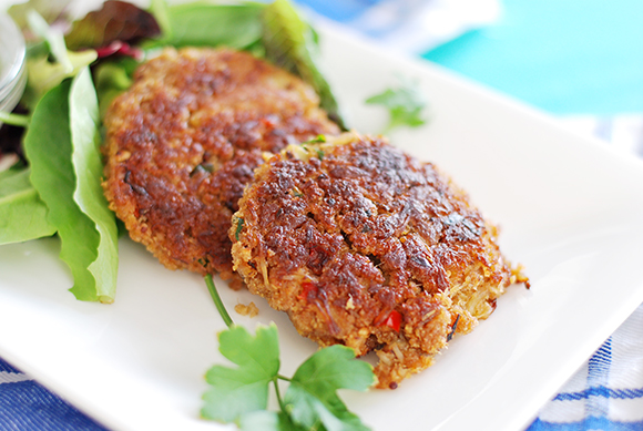 The BEST Crab Cake Recipe
