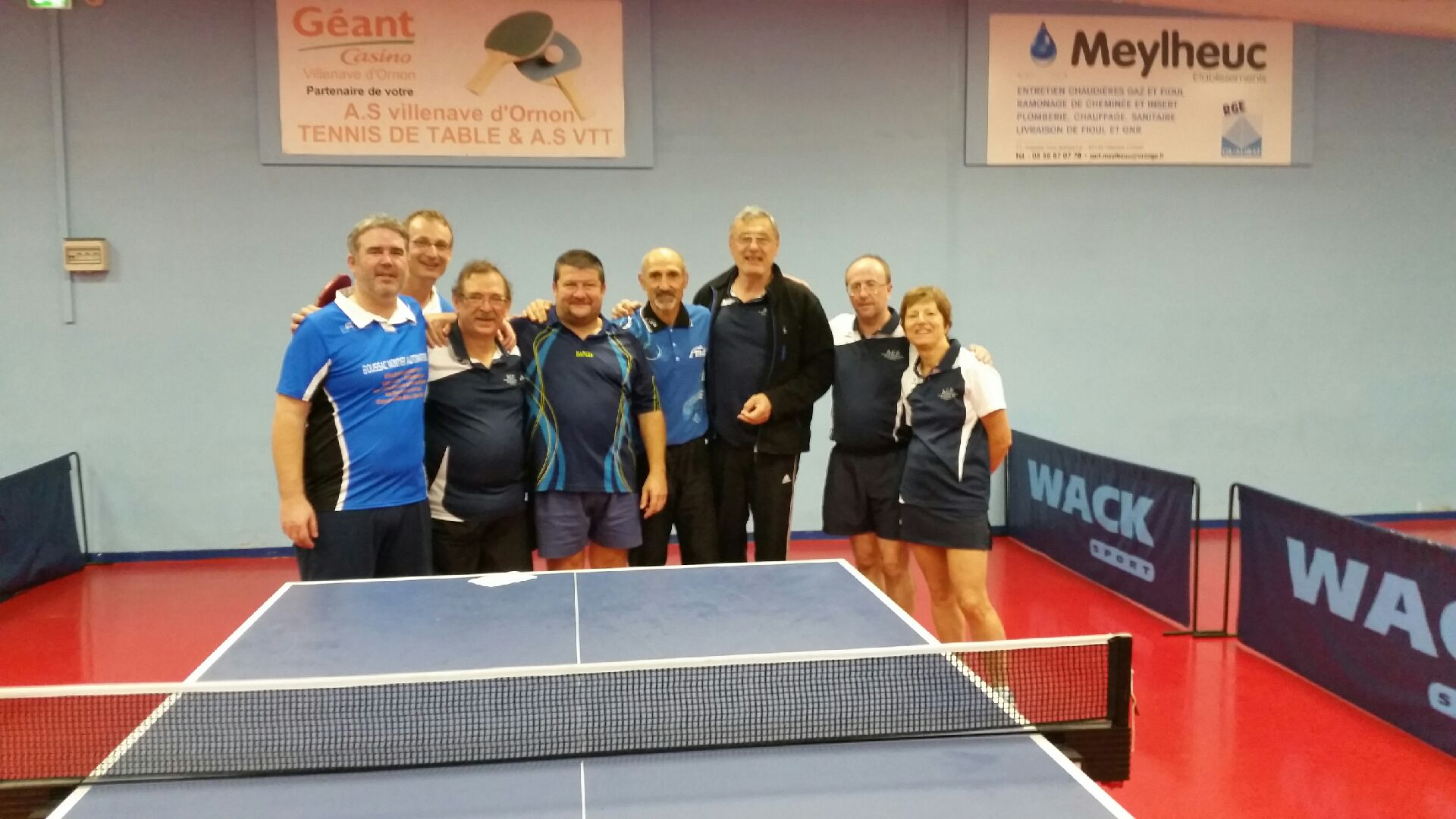 Wack Sport Tennis De Table 14 Novembre 2017 Association Sportive Villenave Tennis De Table