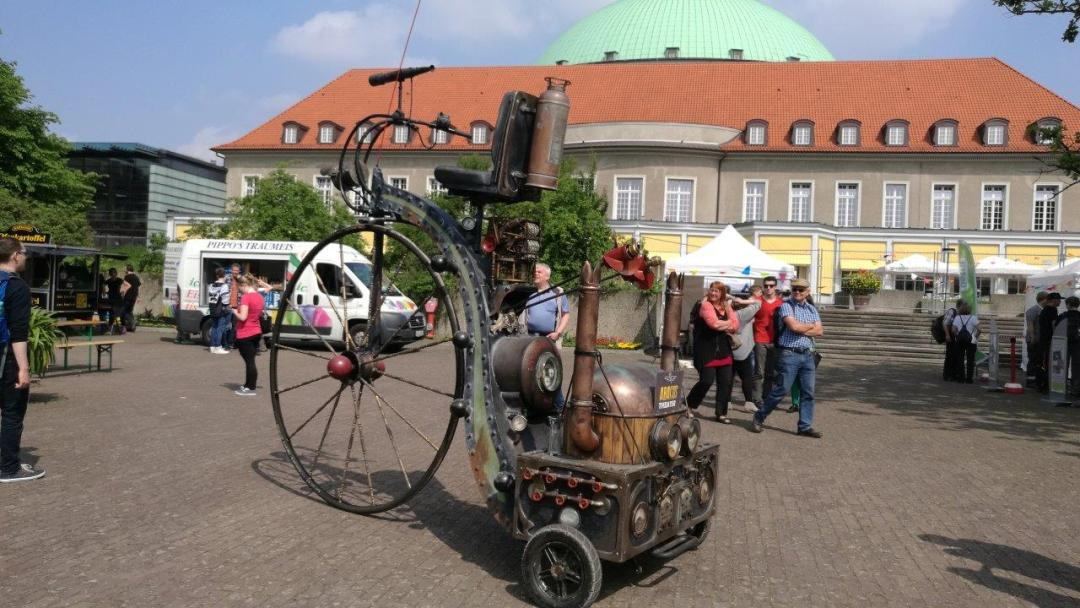 MakerFaire 2016 Hannover