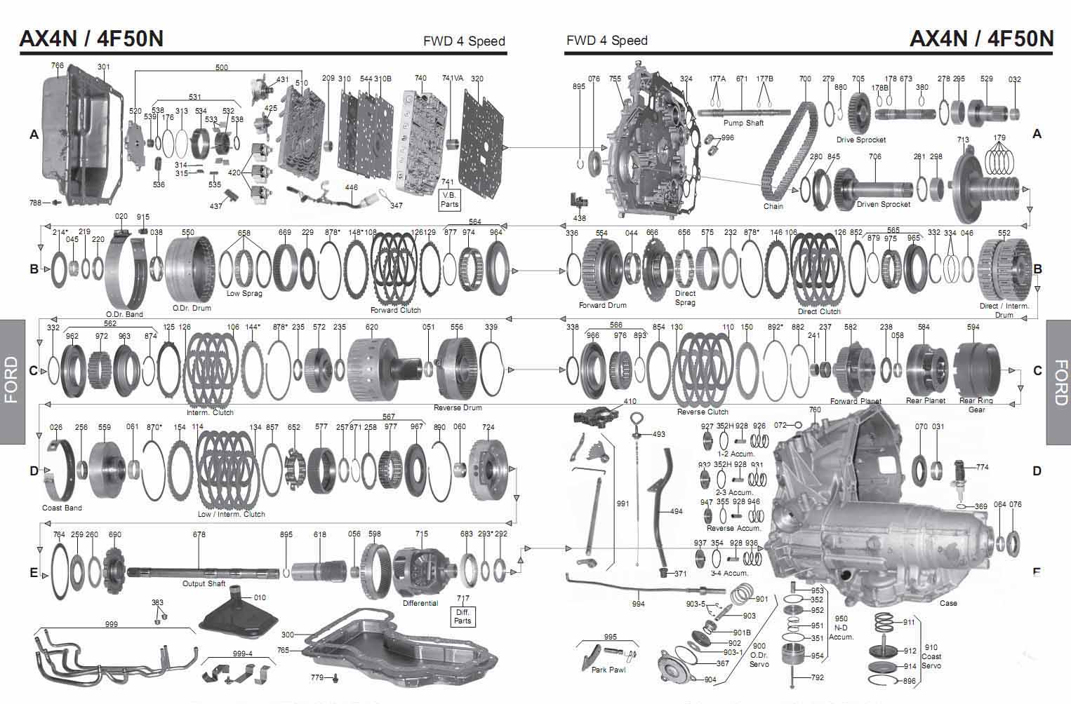 a518 transmission wiring diagram