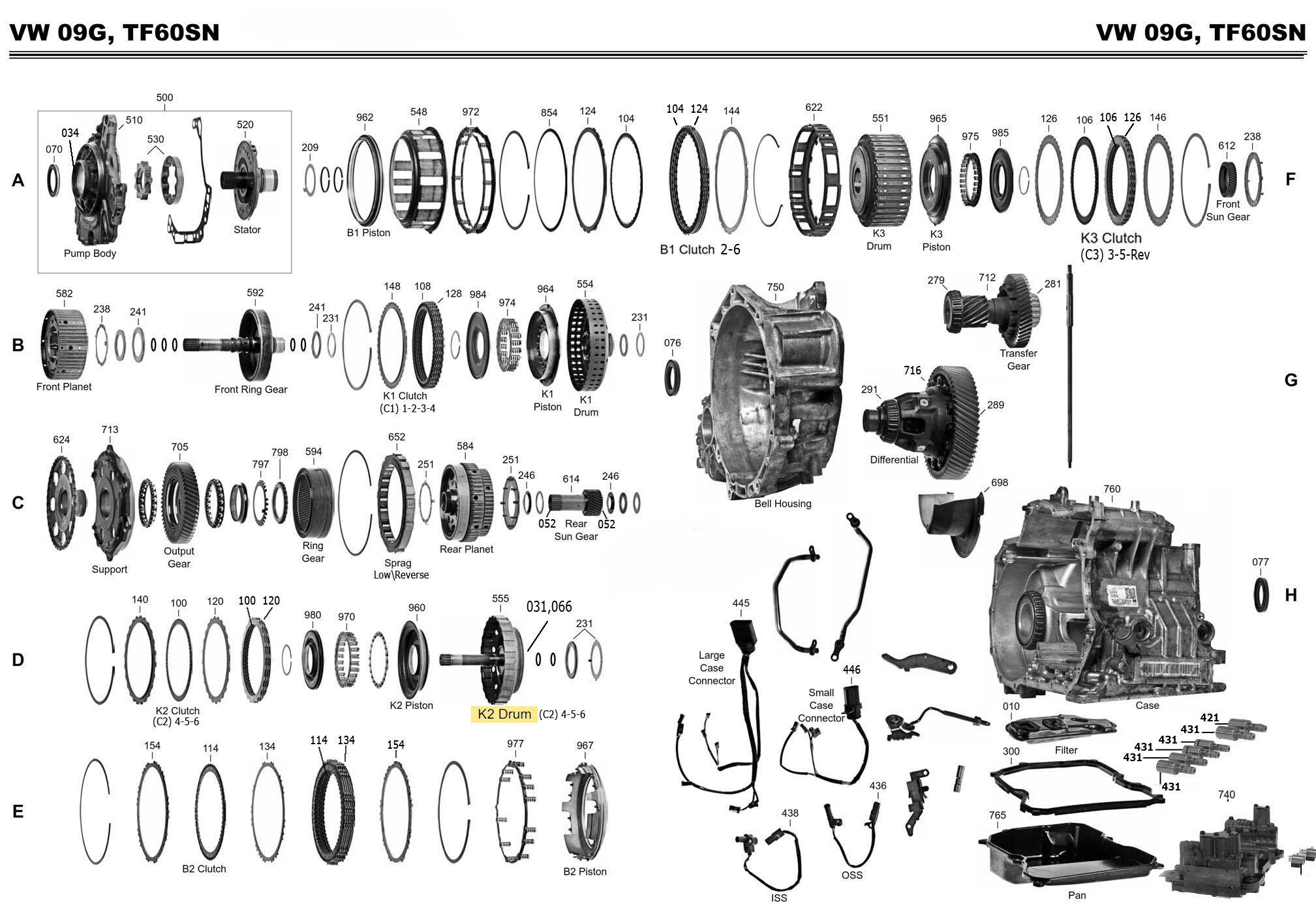 parts master heater Schaltplang